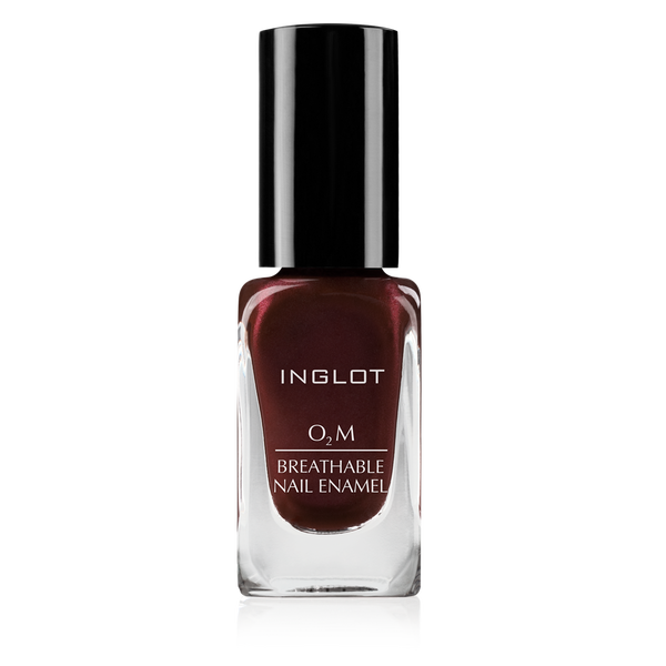 Inglot O2M Breathable Nail Enamel - 626 | Camera Ready Cosmetics - 21