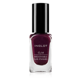 Inglot O2M Breathable Nail Enamel - 636 | Camera Ready Cosmetics - 30