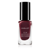 Inglot O2M Breathable Nail Enamel - 637 | Camera Ready Cosmetics - 31