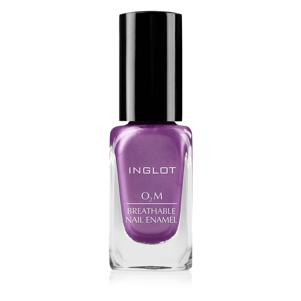 Inglot O2M Breathable Nail Enamel - 641 | Camera Ready Cosmetics - 34