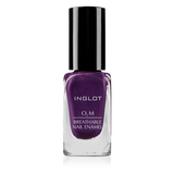 Inglot O2M Breathable Nail Enamel - 642 | Camera Ready Cosmetics - 35