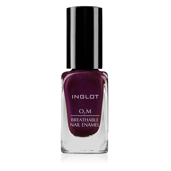Inglot O2M Breathable Nail Enamel - 643 | Camera Ready Cosmetics - 36