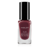 Inglot O2M Breathable Nail Enamel - 650 | Camera Ready Cosmetics - 42