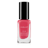Inglot O2M Breathable Nail Enamel - 660 | Camera Ready Cosmetics - 49