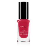 Inglot O2M Breathable Nail Enamel - 661 | Camera Ready Cosmetics - 50