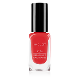 Inglot O2M Breathable Nail Enamel - 662 | Camera Ready Cosmetics - 51
