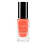 Inglot O2M Breathable Nail Enamel - 663 | Camera Ready Cosmetics - 52