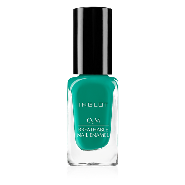 Inglot O2M Breathable Nail Enamel - 666 | Camera Ready Cosmetics - 55