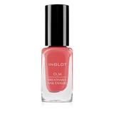 Inglot O2M Breathable Nail Enamel - 696 | Camera Ready Cosmetics - 85