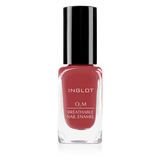 Inglot O2M Breathable Nail Enamel - 697 | Camera Ready Cosmetics - 86