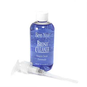 Ben Nye Brush Cleaner (USA Only) - 8oz Bottle (BC-21) | Camera Ready Cosmetics - 5