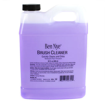 Ben Nye Brush Cleaner (USA Only) - 32oz Jug (BC-4) | Camera Ready Cosmetics - 7