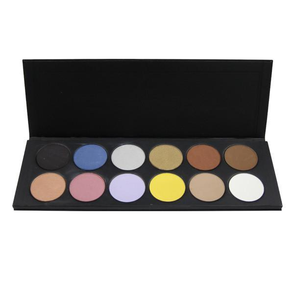 La Femme Eye Shadow Palette - #1 | Camera Ready Cosmetics - 2