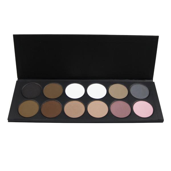 La Femme Eye Shadow Palette - #2 | Camera Ready Cosmetics - 4