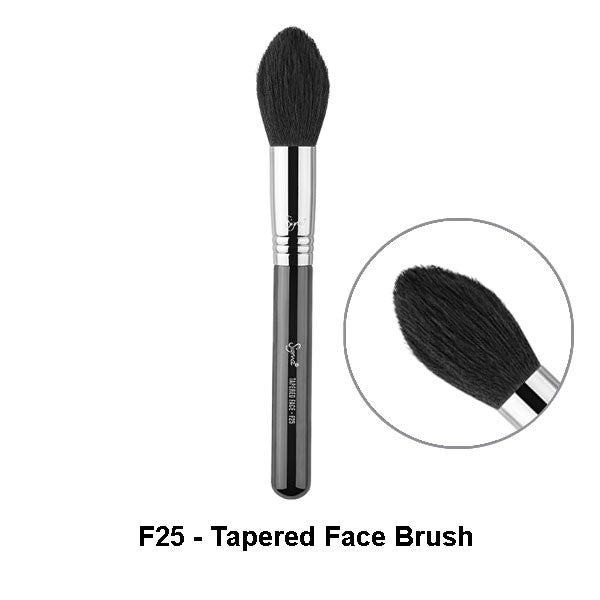 Sigma Brushes for Face - F25 - Tapered Face Brush | Camera Ready Cosmetics - 15
