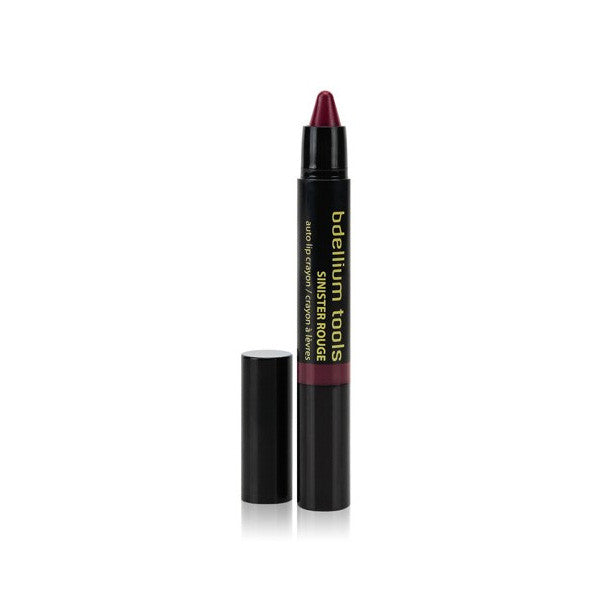Bdellium Tools Lip Crayon - Sinister Rouge | Camera Ready Cosmetics - 10