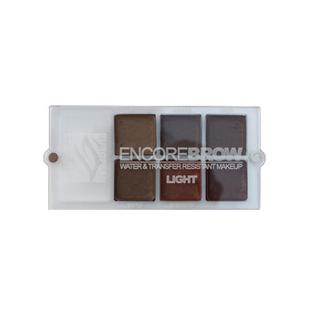 alt European Body Art - Encore Brow PALETTE Light