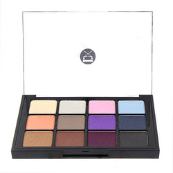 alt Viseart 12-Color Eyeshadow Palette - 03 Bridal Satin
