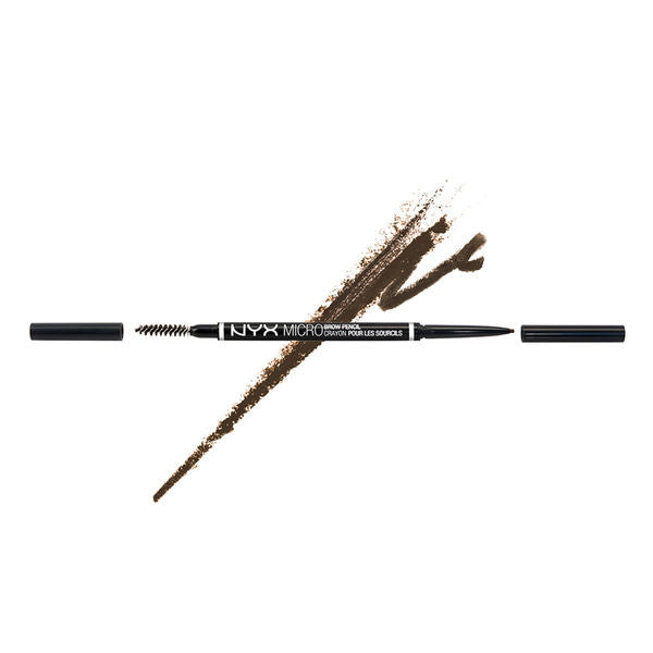 NYX - Micro Brow Pencil - Brunette - MBP06 | Camera Ready Cosmetics - 6