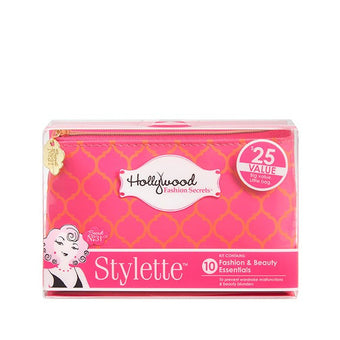 Hollywood Fashion Secrets - Stylette™ Kits - City Chic (Pink/Orange) | Camera Ready Cosmetics - 2