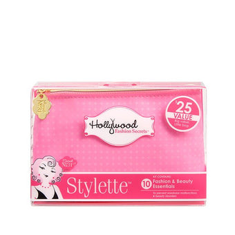 Hollywood Fashion Secrets - Stylette™ Kits - Sweet & Smart (Pink) | Camera Ready Cosmetics - 4
