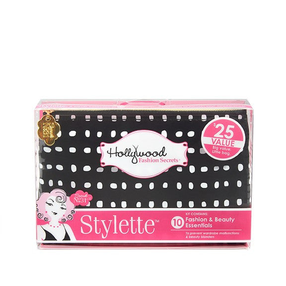 Hollywood Fashion Secrets - Stylette™ Kits - Classic & Sophisticated (Black & White) | Camera Ready Cosmetics - 3