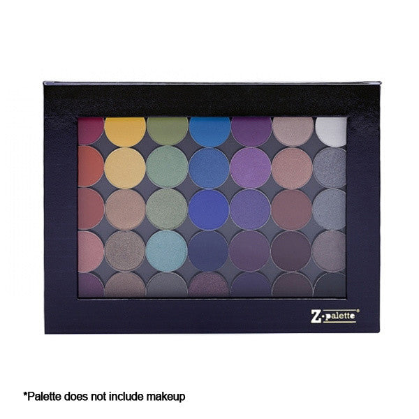 Z Palette Extra Large Black Eyeshadow Palette -  | Camera Ready Cosmetics - 2