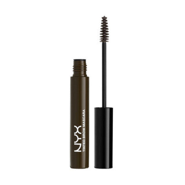 NYX - Tinted Brow Mascara - Black - TBM05 | Camera Ready Cosmetics - 2
