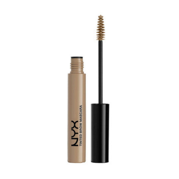 NYX - Tinted Brow Mascara - Blonde - TBM01 | Camera Ready Cosmetics - 3