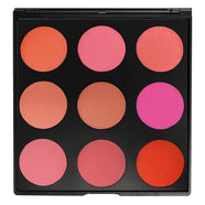 Morphe - 9B - The Blushed Blush Palette -