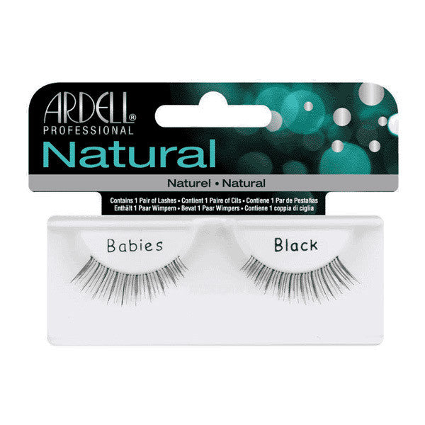 Ardell Natural Babies - Black (65031) -  | Camera Ready Cosmetics