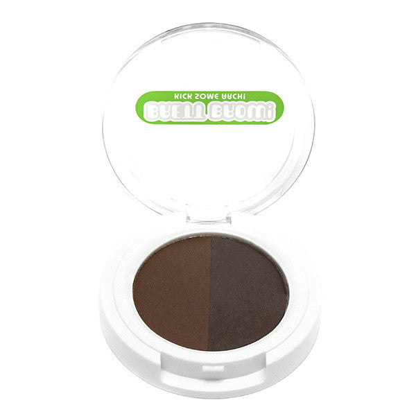 Brett Brow - Duo Shade Brow Powders -  | Camera Ready Cosmetics - 1