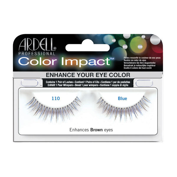 Ardell Color Impact 110 - Color Impact 110 - Blue (61474) | Camera Ready Cosmetics - 2