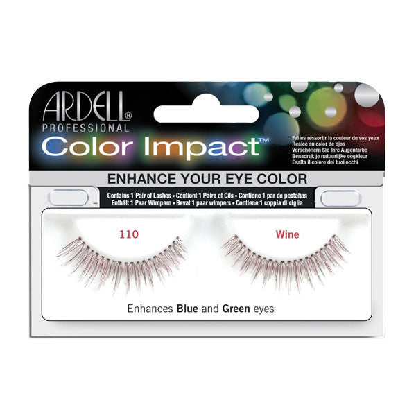 Ardell Color Impact 110 - Color Impact 110 - Wine (61472) | Camera Ready Cosmetics - 4