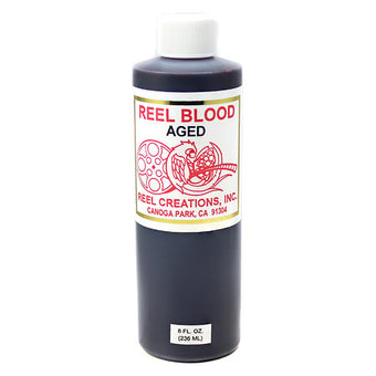 Reel Creations Reel Blood Aged Formula - (USA Only Over 2fl.oz) -  | Camera Ready Cosmetics - 1