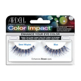 Ardell Color Impact Demi Wispies - Ardell Color Impact Demi Wispies - Blue | Camera Ready Cosmetics - 2