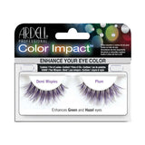 Ardell Color Impact Demi Wispies - Ardell Color Impact Demi Wispies - Plum | Camera Ready Cosmetics - 3