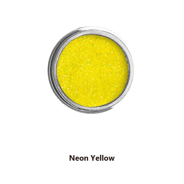 OCC Glitter - Neon Yellow | Camera Ready Cosmetics - 16