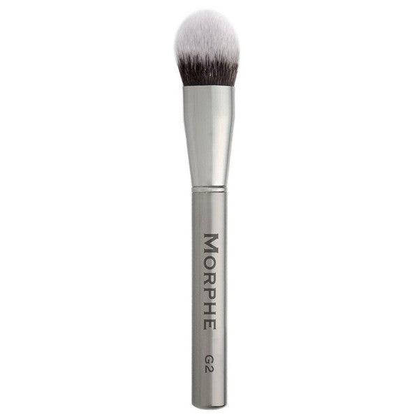 Morphe - Gun Metal Brush Collection - G2-Pointed Buffer | Camera Ready Cosmetics - 2