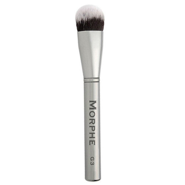 Morphe - Gun Metal Brush Collection - G3-Tapered Contour | Camera Ready Cosmetics - 3