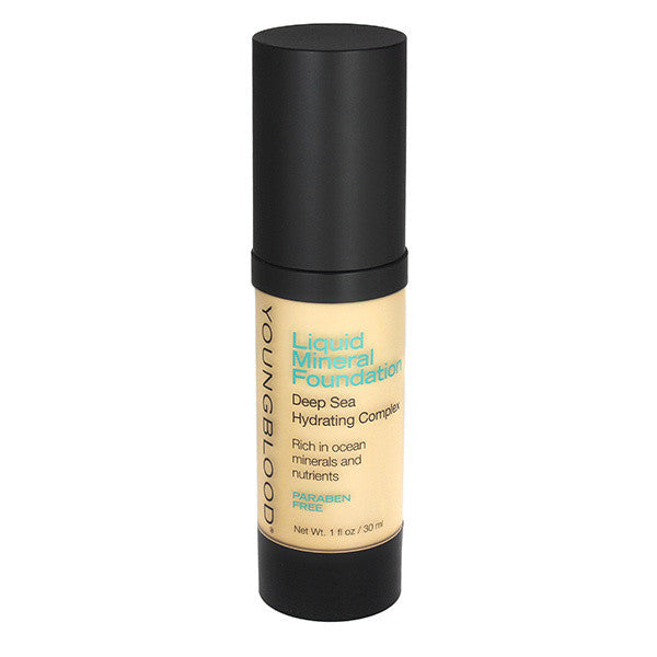 Youngblood Liquid Mineral Foundation -  | Camera Ready Cosmetics - 1