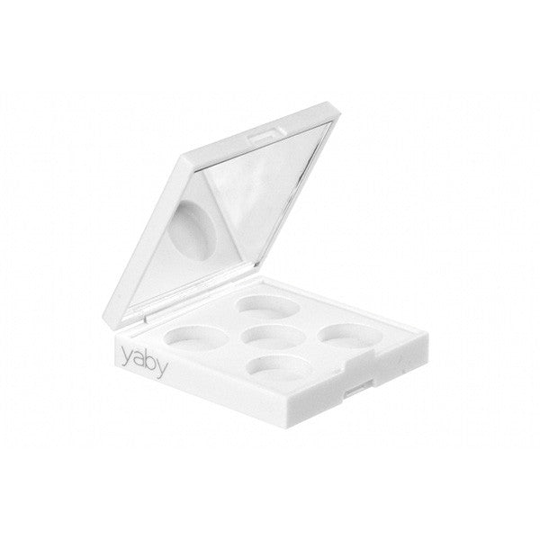 Yaby Stackable Set Palette - s: 5 Well Palette | Camera Ready Cosmetics - 4