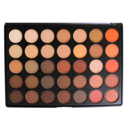 Morphe 35O - 35 Color Nature Glow Eye Shadow Palette -   - 1