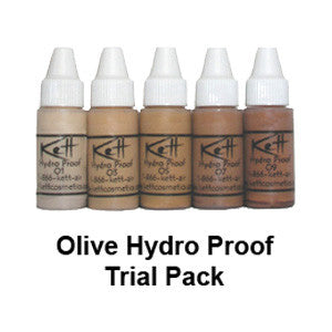 alt Kett Hydro PROOF Trial Packs Olive Hydro PROOF Trial Pack
