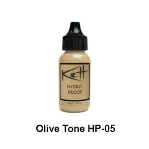 alt Kett Hydro PROOF Airbrush Foundation, Olive Series - 1oz Olive Tone HP-O5 PROOF