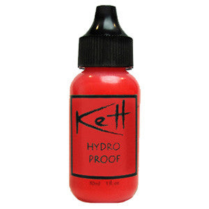 Kett Hydro PROOF Airbrush Color Theory Series - Single Color (USA Only) - HP-Red PROOF | Camera Ready Cosmetics - 4