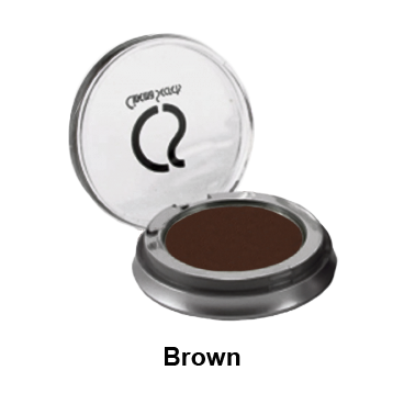 Cinema Secrets Eye Shadow - Brown (M) | Camera Ready Cosmetics - 5
