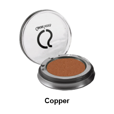 Cinema Secrets Eye Shadow - Copper (S) | Camera Ready Cosmetics - 6
