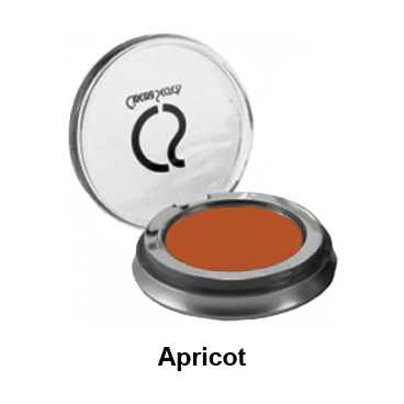 Cinema Secrets Eye Shadow - Apricot (M) | Camera Ready Cosmetics - 2