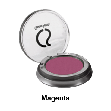 Cinema Secrets Eye Shadow - Magenta (S) | Camera Ready Cosmetics - 17